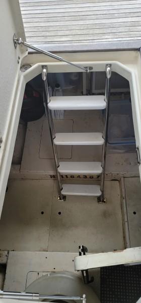 Ladder to Lazarette