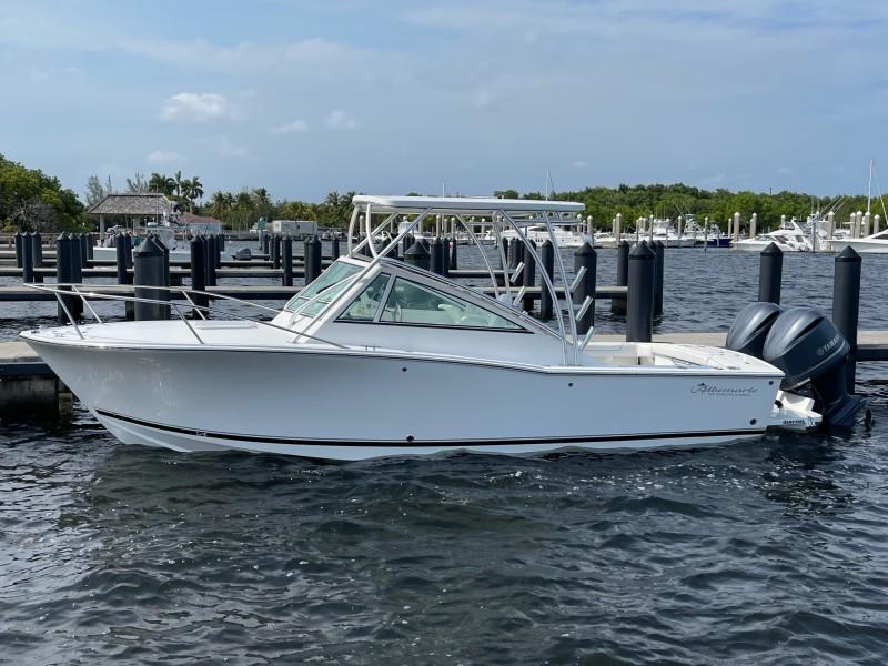 Albemarle 25 - Port profile