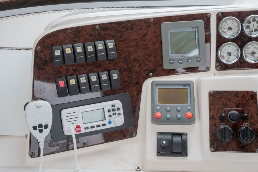 Switches and VHF