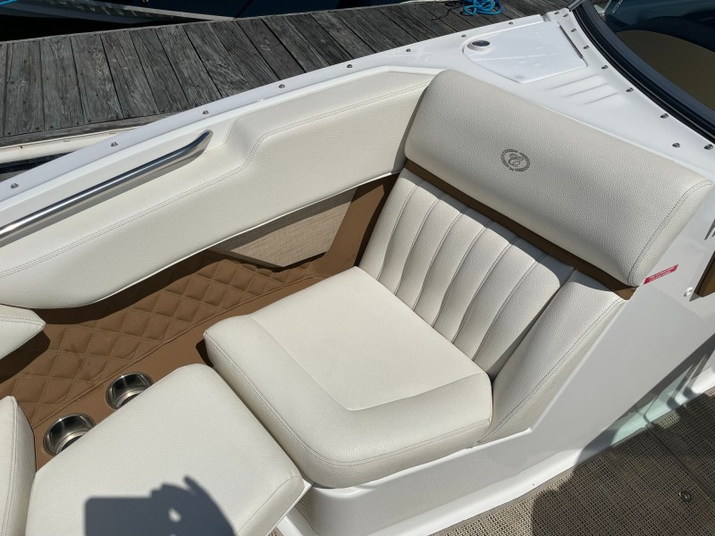 Starboard Bow Seating