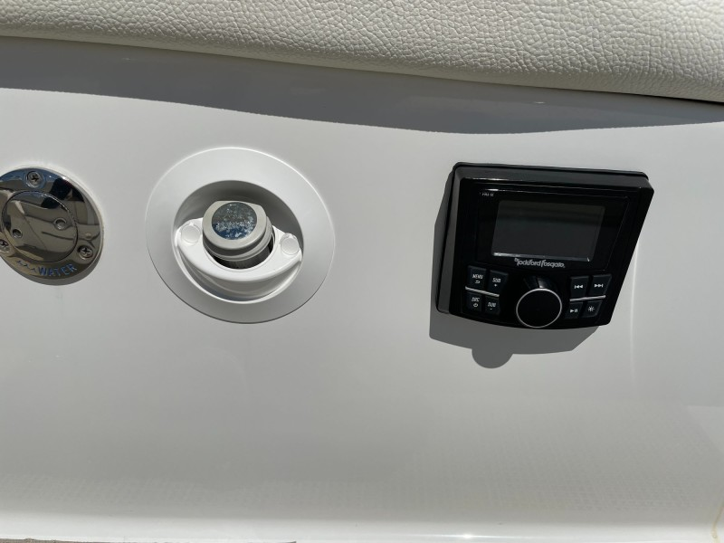 H2O and Stereo Controls