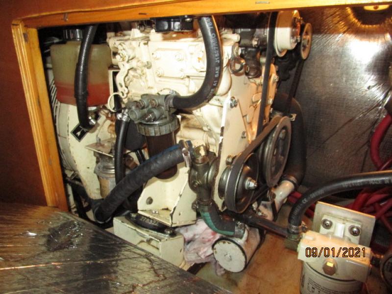 43' Mainship generator