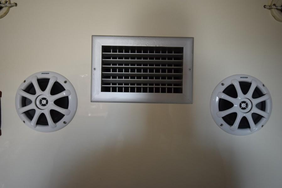 Vent/Speaker