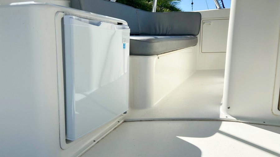Ocean 48 - Bad Fish - Flybridge Refrigerator