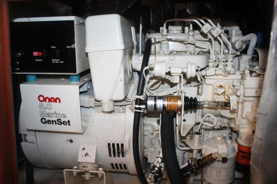 8 kW Onan