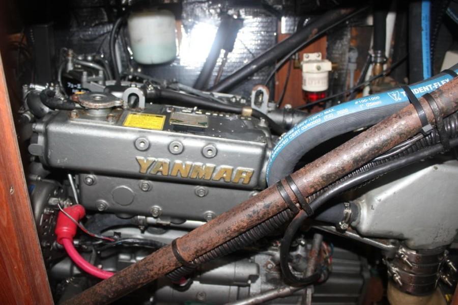 55-HP Yanmar