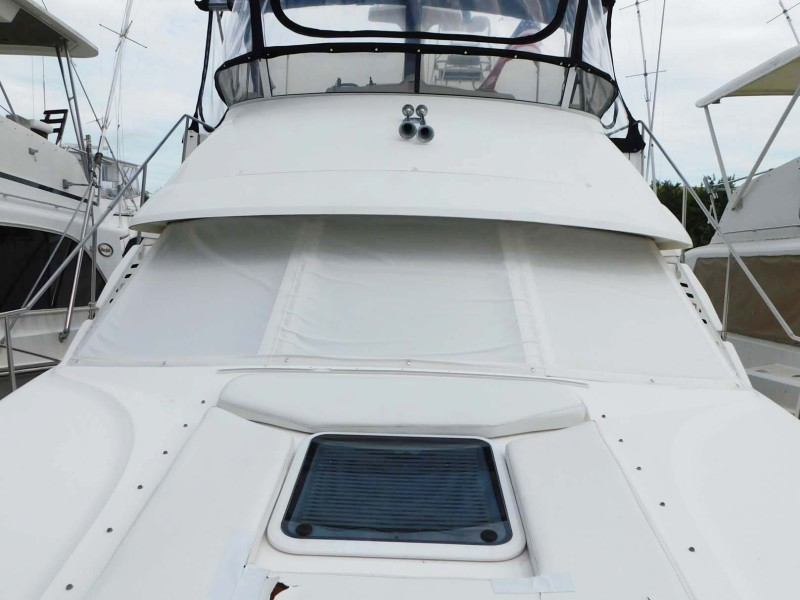 Foredeck and Windshield Covers