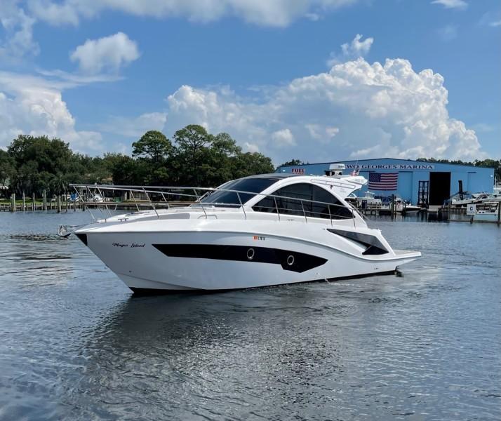 2021 Evolve 400 HT   Port Bow