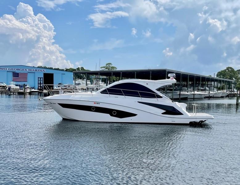 2021 Evolve 400 HT  Port Profile