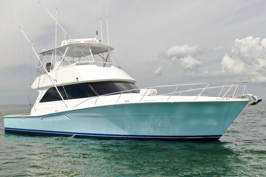 Surreel 2000 Viking Yachts 50 Convertible