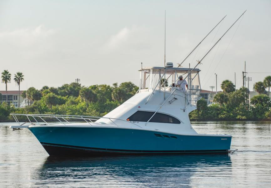 Photo of 36' Luhrs Convertible 1999