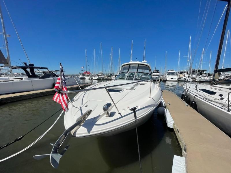Bow - Anchor and Windlass