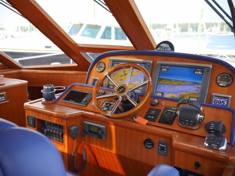 Helm, Inboard