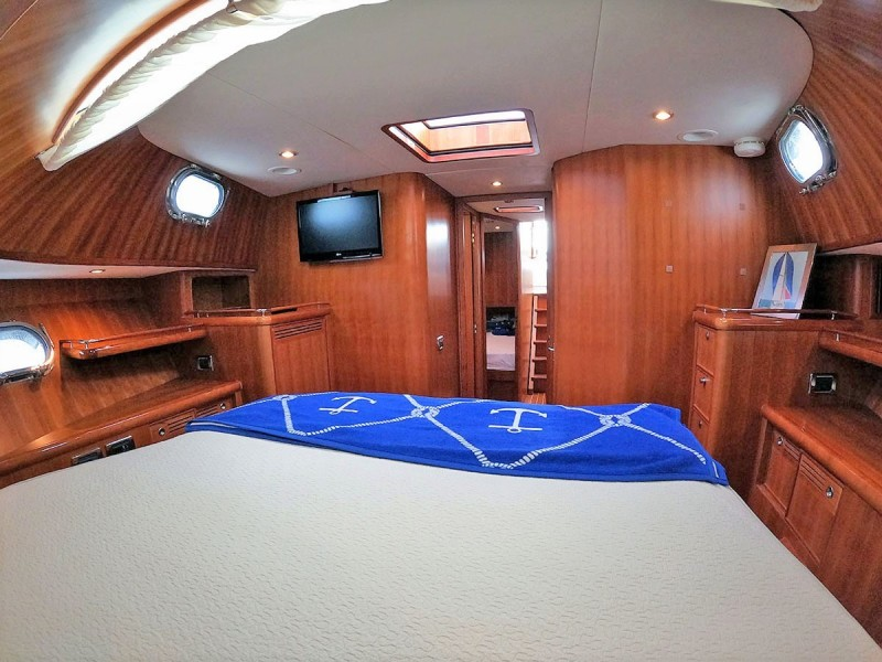Owner's Stateroom, Looking Aft
