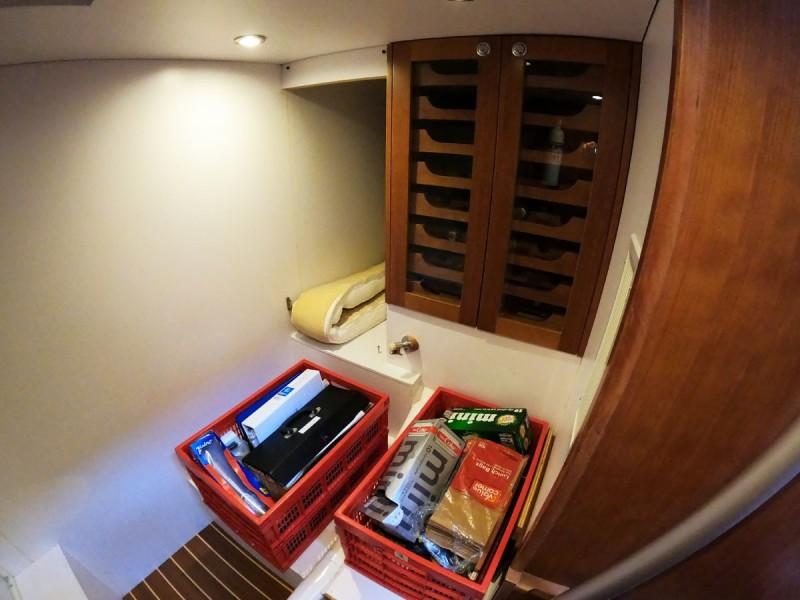 Wine Bottle Locker