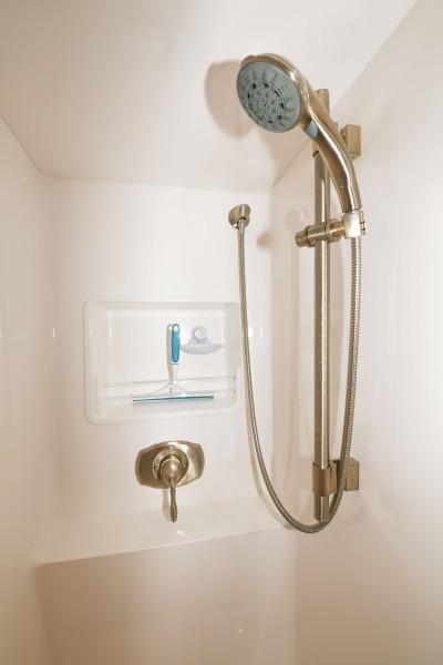 2021 38 Viking Billfish - Marie Beth - Shower Stall