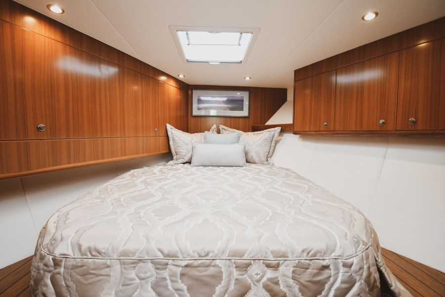 2021 38 Viking Billfish - Marie Beth - Master Stateroom