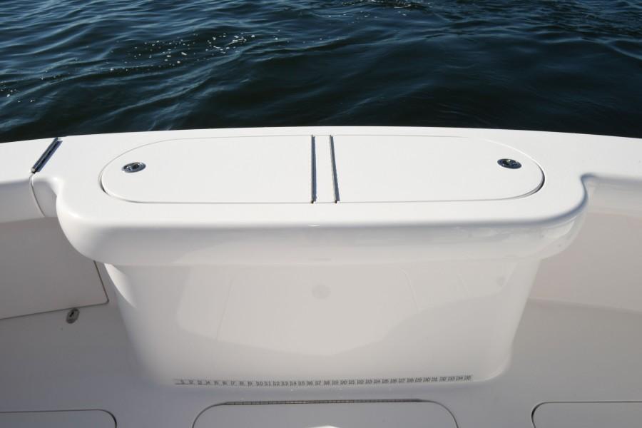 2021 38 Viking Billfish - Marie Beth - Cockpit Livewell