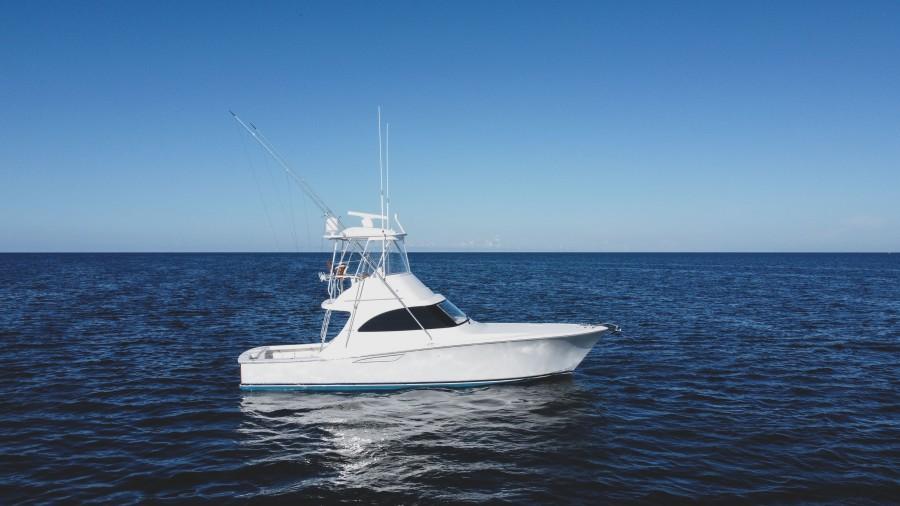 2021 38 Viking Billfish - Marie Beth - Starboard Profile
