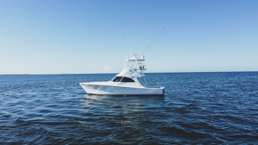 2021 38 Viking Billfish - Marie Beth - Portside Profile