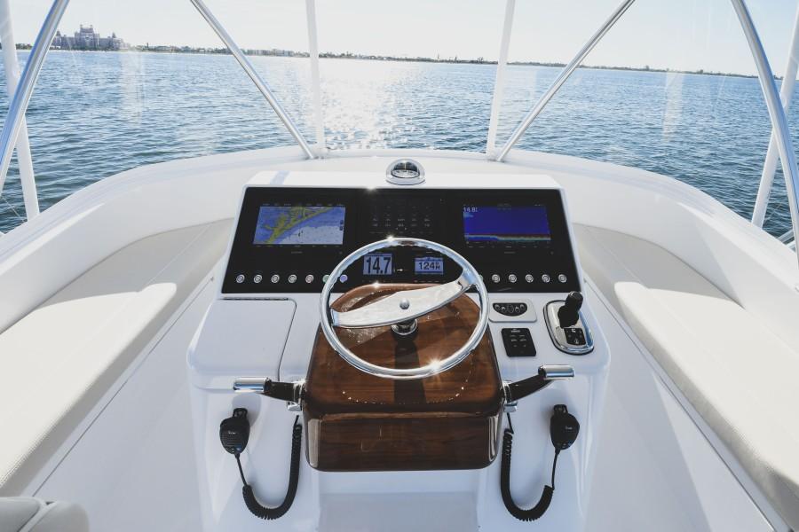 2021 38 Viking Billfish - Marie Beth - Flybridge Electronics