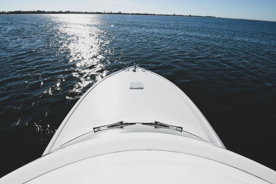 2021 38 Viking Billfish - Marie Beth - Forward Deck