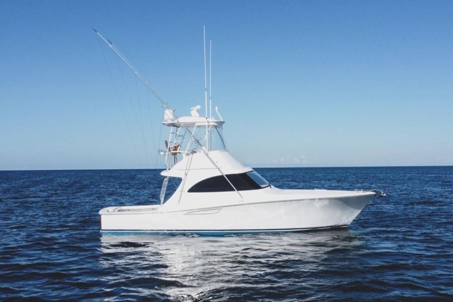 2021 38 Viking Billfish - Marie Beth - Profile