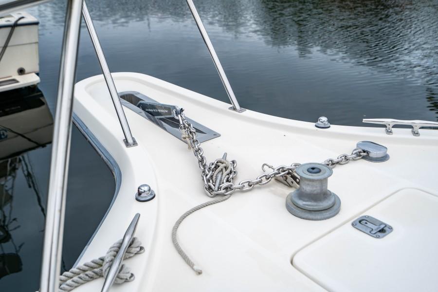 Tiara Yachts 43 - Amadeus - Anchor Locker