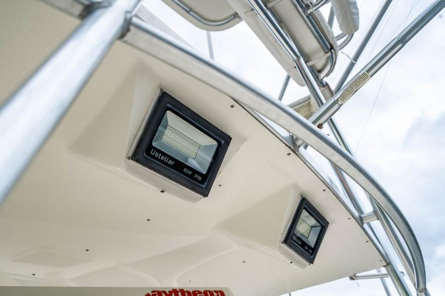 Tiara Yachts 43 - Amadeus - Tower