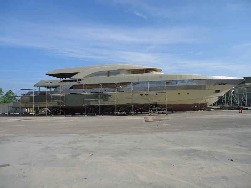 Photo of 167' Trinity Yachts 2007