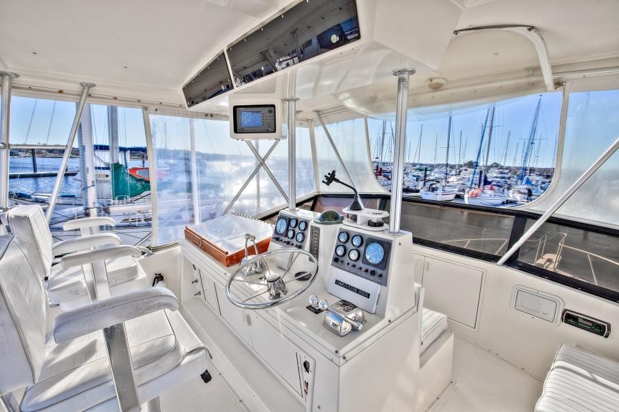 Viking 41 - Yota Life - Flybridge