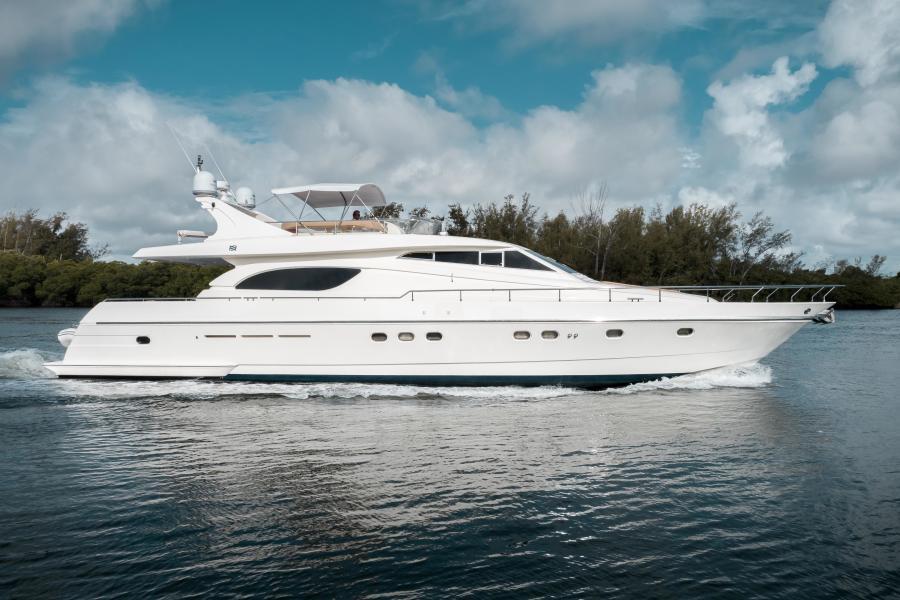 Photo of 72' Ferretti Yachts 2000