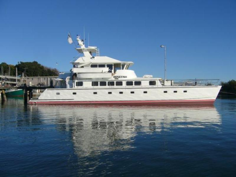 photo of 82' Custom Catamaran 2009