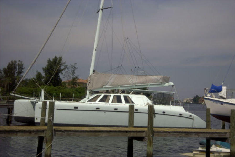 photo of 60' Catamaran Custom Commercial Term Charter Catamaran 60 1999