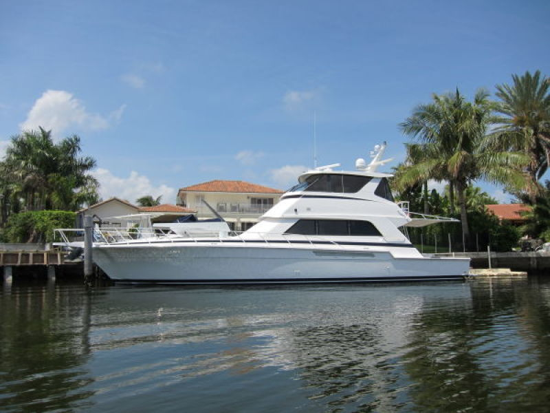 Photo of 60' Bertram Enclosed Flybridge 1997