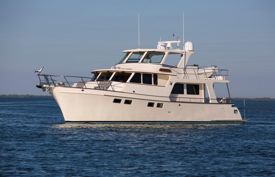 Photo of 58' Marlow 58E 2018