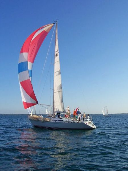 Photo of 37' C&C 37/40 Wing Keel (Model 37R) 1990