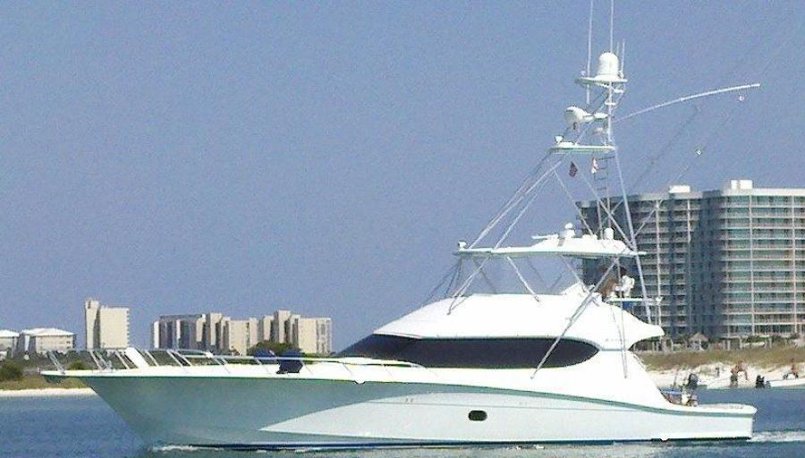 photo of 68' Hatteras 68GT 2009