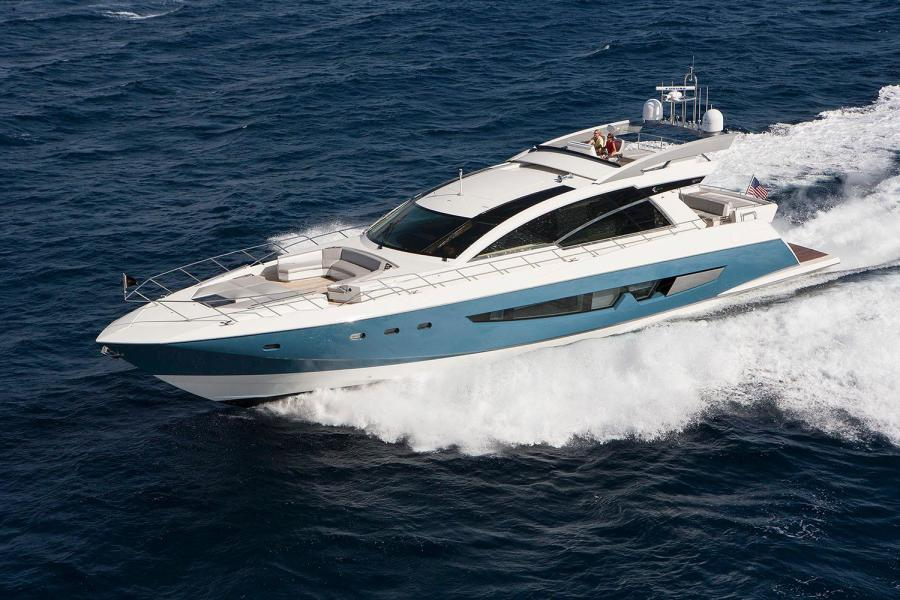 photo of 87' Cheoy Lee Alpha Express Sportbridge 2014