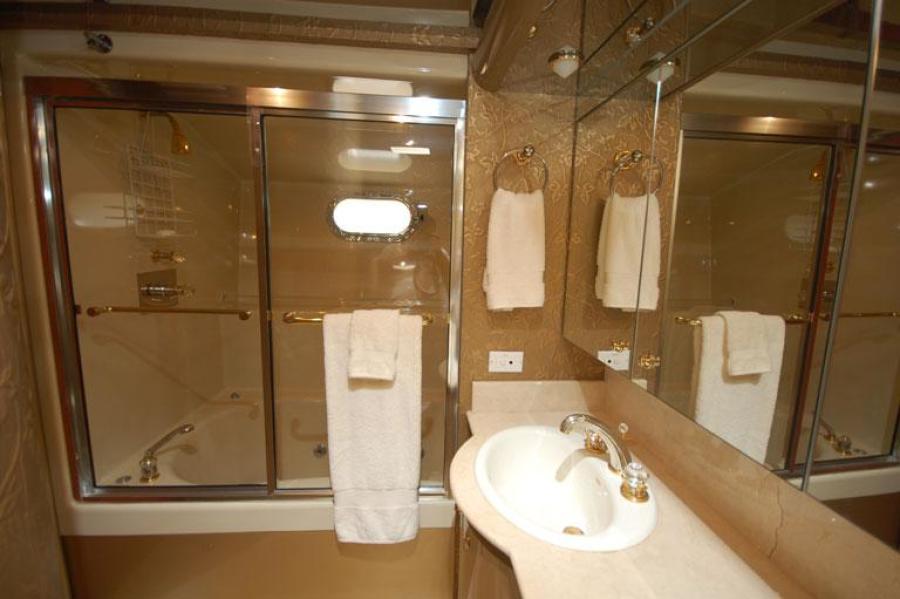Master Bathroom (His)