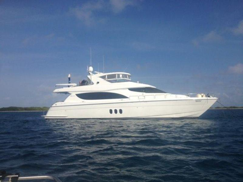 Photo of 80' Hatteras 80 Motor Yacht 2006