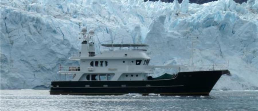 Explorer-Expedition Yacht 2005-IMPETUS Fort Lauderdale-Florida-United States-Impetus in Alaska-862686-featured
