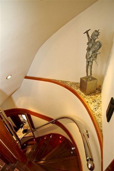 Skylounge Stairway