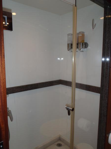 Port Stateroom Head & Shower