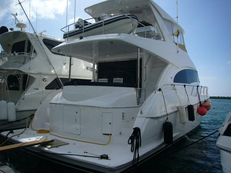 Hatteras-60 Motor Yacht 2013 -Unknown-Curacao-555658-featured