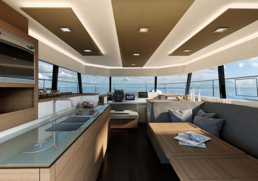 Manufacturer Provided Image: Fountaine Pajot MY 37 Interior