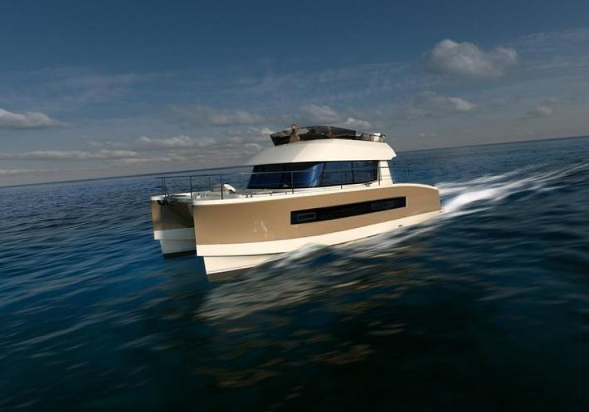 Manufacturer Provided Image: Fountaine Pajot MY 37 Cruising