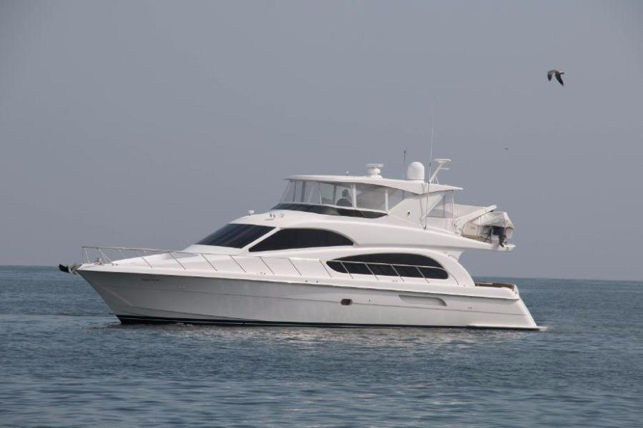 Hatteras-64 Motor Yacht 2011 -Unknown-Curacao-555672-featured