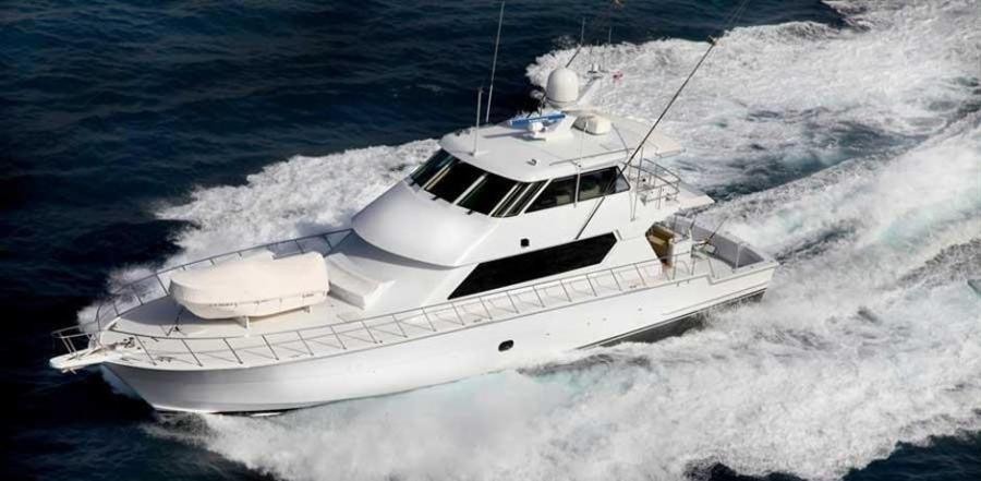 Photo of 86' Hatteras Sport Fisherman 2002