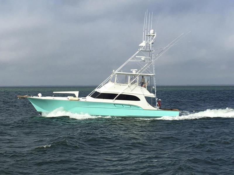 Photo of 61' Buddy Davis 61 Sportfish 1989